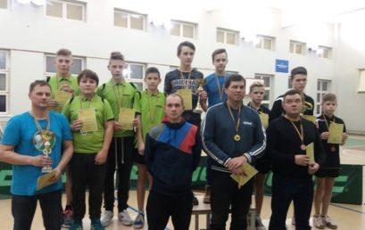 Lietuvos jaunių stalo teniso komandinės pirmenybės