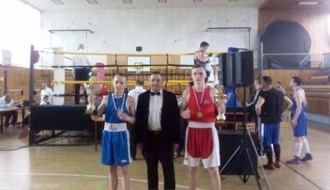 Tarptautinis bokso turnyras Čekijoje