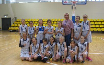 """Tarptautinis mergaičių krepšinio turnyras """"Sveika vasara 2017"""""""