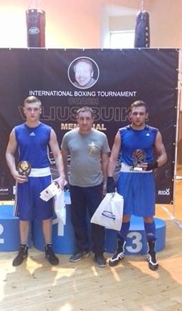 Tarptautinis bokso turnyras, skirtas bokso trenerio Viliaus Buikos atminimui
