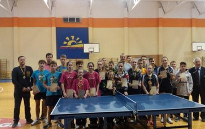 Lietuvos jaunių komandinės stalo teniso pirmenybės
