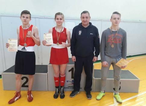 Lietuvos mokinių jaunių bokso pirmenybės