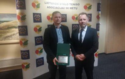 Vytauto Giedraičio atminimo tarptautinis stalo teniso turnyras – geriausias Lietuvos stalo teniso asociacijos 5-mečio renginys