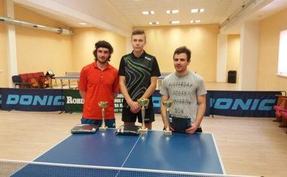 Telšių rajono asmeninės stalo teniso pirmenybės, skirtos Lietuvos valstybės atkūrimo šimtmečiui