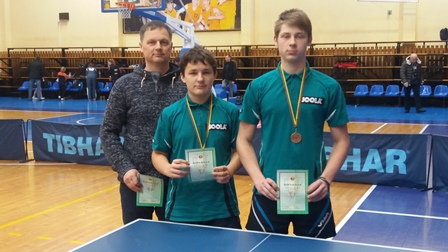 Lietuvos jaunučių stalo teniso čempionatas