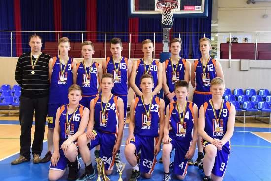 Finalinėse rungtynėse krepšininkai laimėjo bronzos medalius