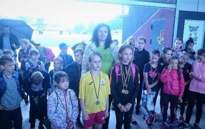 Telšių rajono atviros vaikų lengvosios atletikos varžybos