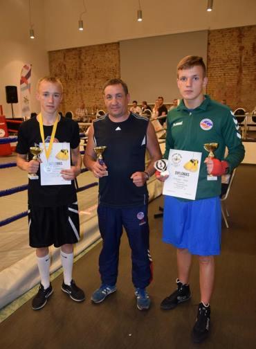 """XIII tarptautinis bokso turnyras """"Gintarinė pirštinė"""""""