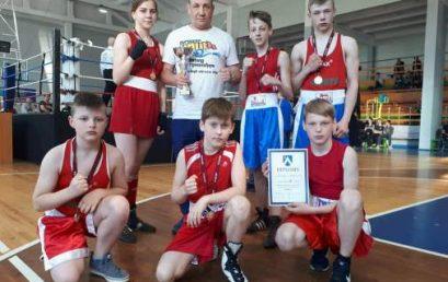 Sėkmingos telšiškių boksininkų kovos tarptautiniame turnyre