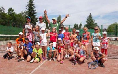 Telšių miesto atviros vaikų teniso varžybos