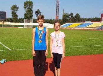 Klaipėdos apskrities vaikų lengvosios atletikos pirmenybės