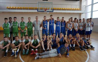 """Telšių SRC-KU """"Germanto lobis"""" krepšinio komanda – antra"""