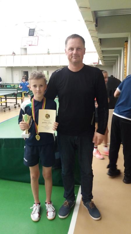 XII Tarptautinis stalo teniso turnyras Z. Sliževskiui atminti
