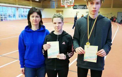 Lietuvos jaunučių trikovių čempionatas