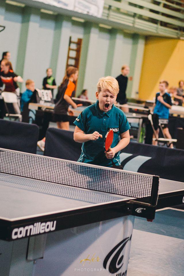 Žemaitijos regiono asmeninės vaikų stalo teniso pirmenybės