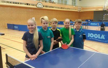 Stalo teniso čempionatuose telšiškius lydėjo sėkmė