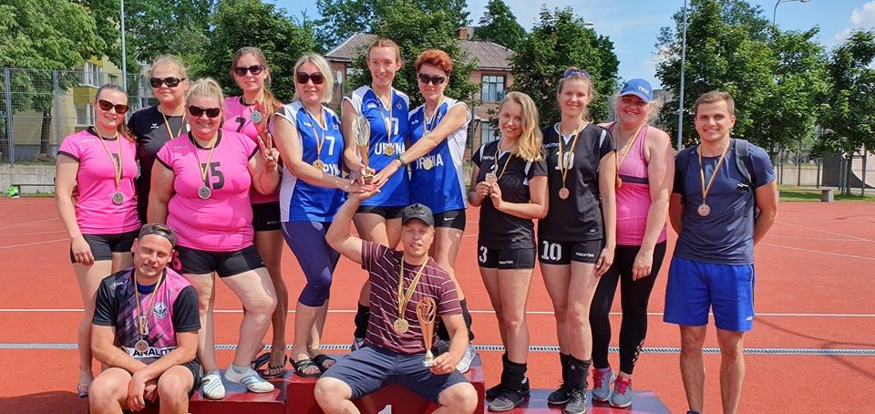 Paaiškėjo Telšių rajono seniūnijų sporto žaidynių nugalėtojai