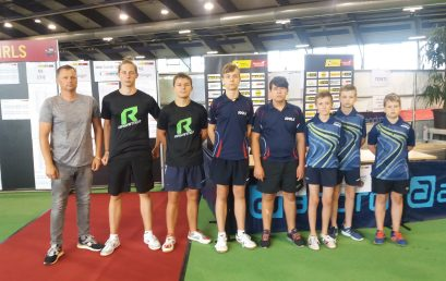 Tarptautinis stalo teniso turnyras Vokietijoje