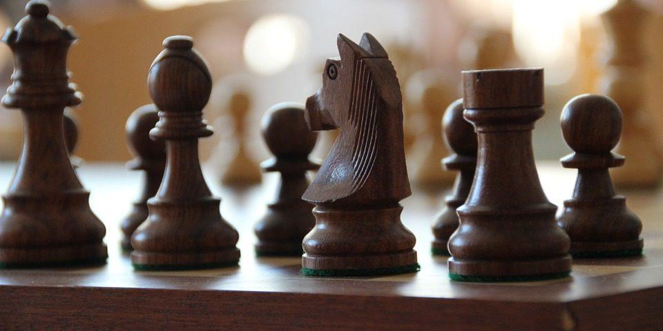 Kalėdinis vaikų greitųjų šachmatų turnyras