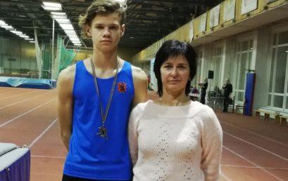 Pagerinti asmeniniai rezultatai Lietuvos jaunučių lengvosios atletikos čempionate