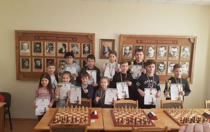 Plungės jaunių šachmatų maratonas